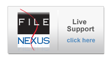 FileNexus Live Support
